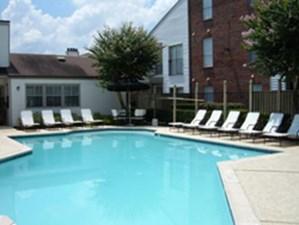 Pool at Listing #138988