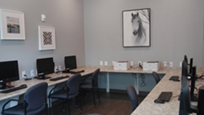 Business Center at Listing #298260