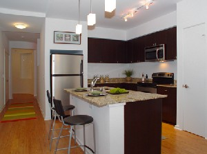 Kitchen at Listing #145922