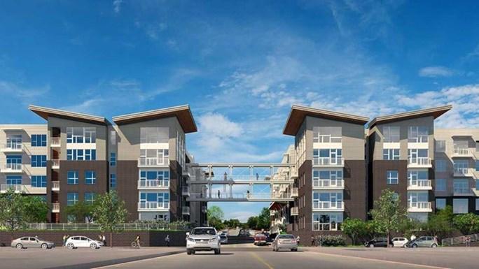 Monarch Medical District Apartments