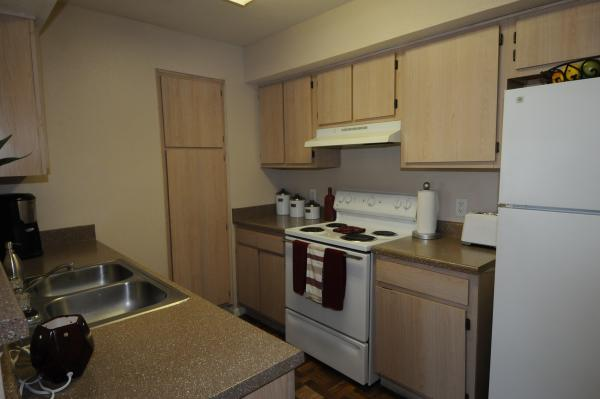 Kitchen at Listing #144452