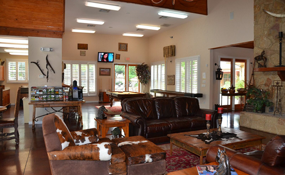Clubhouse at Listing #137869
