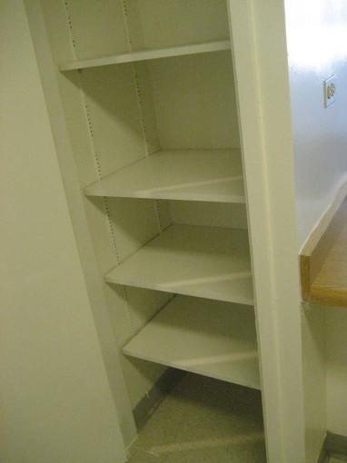 Shelves at Listing #139289