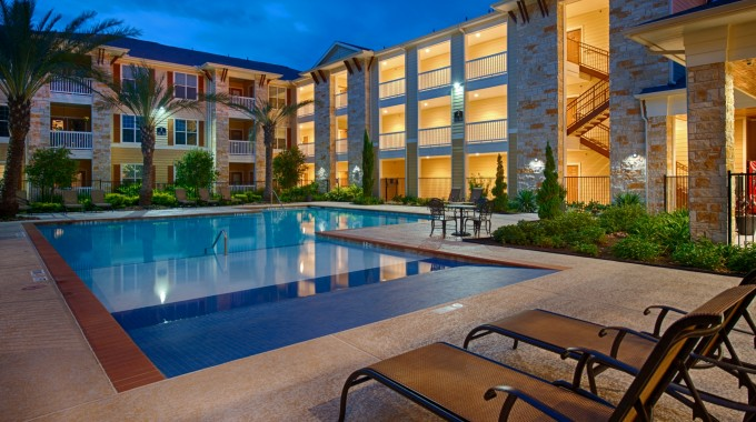Pool at Listing #235631