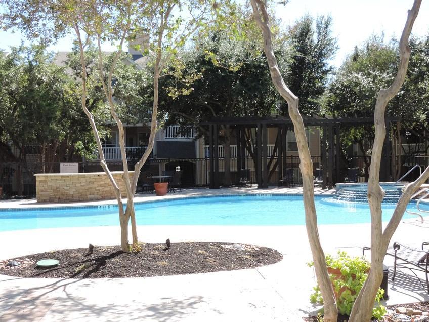 Pool at Listing #141440