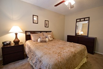 Bedroom at Listing #140981