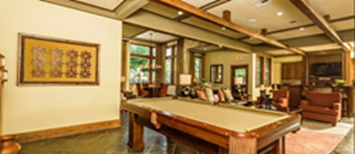 Gameroom at Listing #140140