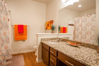 Bathroom at Listing #141409