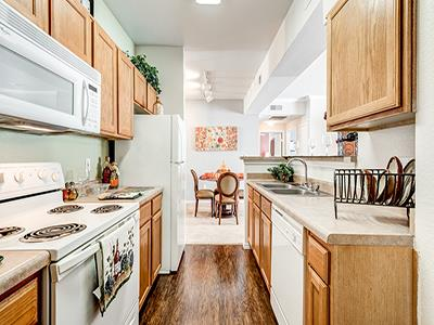 Kitchen at Listing #138042