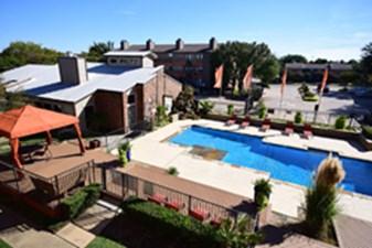 Pool at Listing #136745