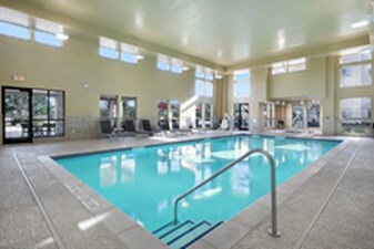 Indoor Pool	at Listing #300142