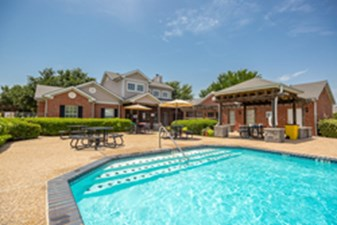 Pool at Listing #137925