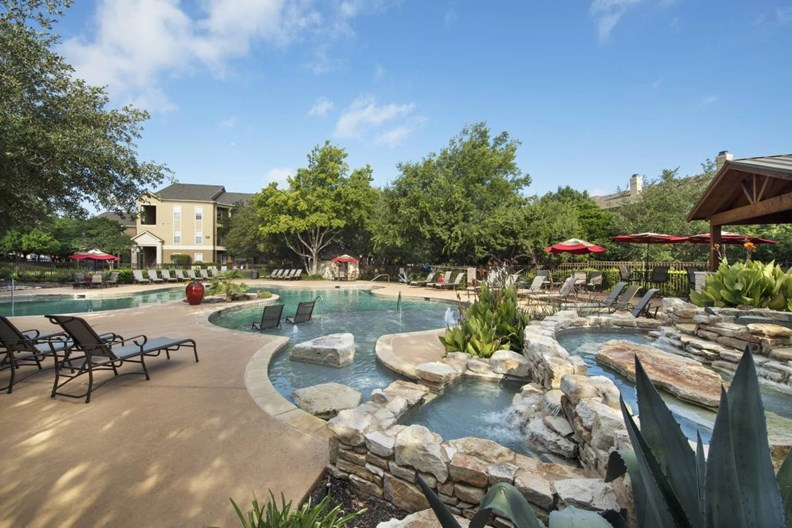 Red Stone Ranch Apartments