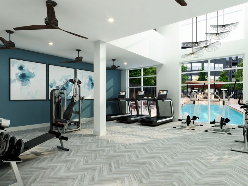 Fitness at Listing #144806