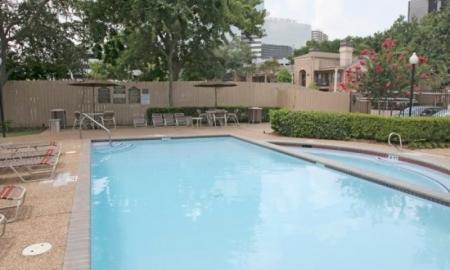 Pool at Listing #138943