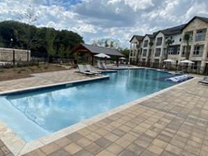 Pool at Listing #294322
