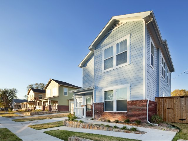 Terrell Homes ApartmentsFort WorthTX