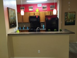 Kitchen at Listing #135712