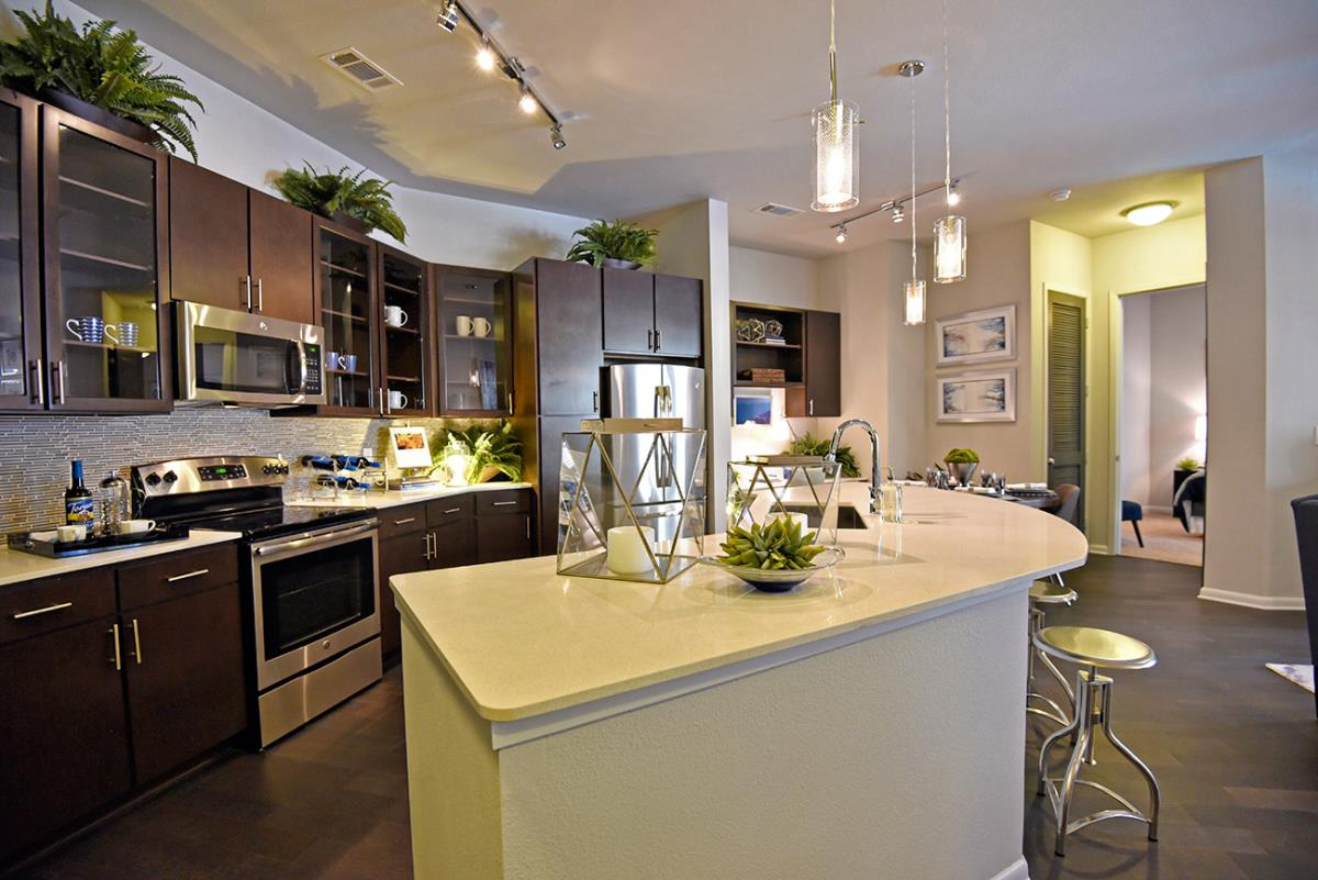 Kitchen at Listing #243458
