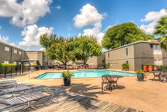 Pool at Listing #139568