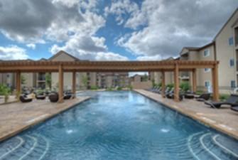 Pool at Listing #238272