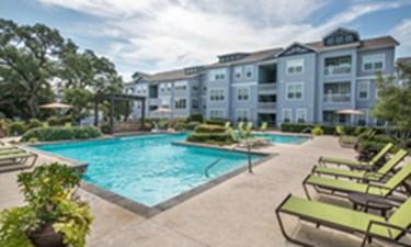 Pool at Listing #144118