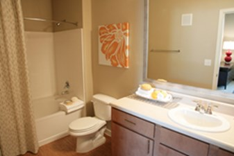 Bathroom at Listing #151618