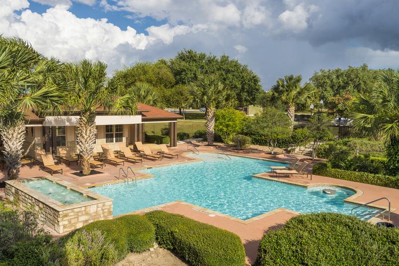 Villas at Medical Center Apartments San Antonio, TX