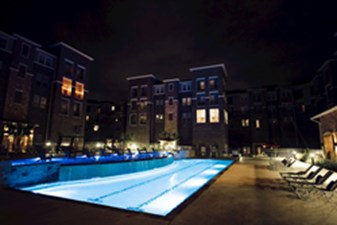 Pool at Listing #283012