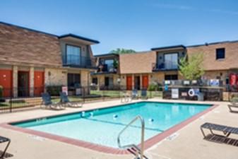 Pool at Listing #136845
