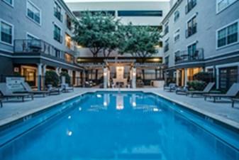 Pool at Listing #137797