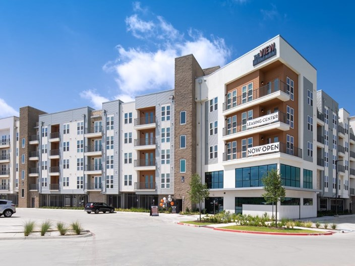 View of Fort Worth Apartments