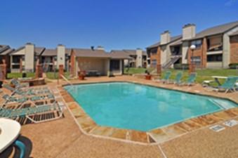 Pool at Listing #136126