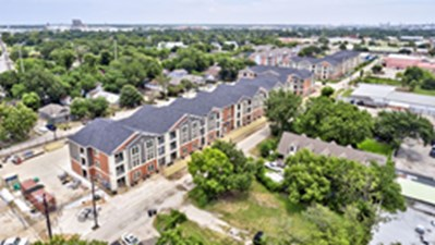 Aerial View at Listing #311604