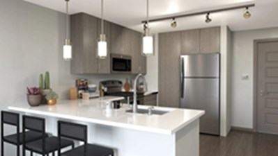Kitchen at Listing #275093