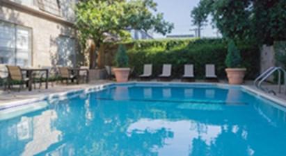 Pool at Listing #138774