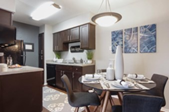 Dining/Kitchen at Listing #138635