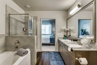 Bathroom at Listing #282107