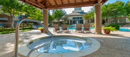 Hot Tub at Listing #138046