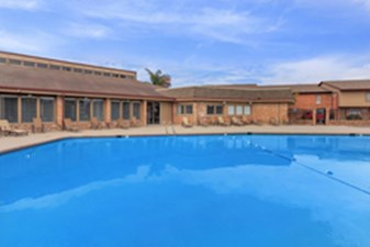 Pool at Listing #138738