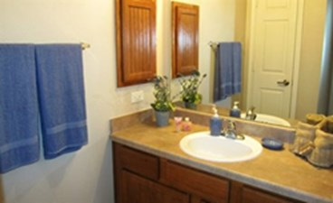 Bathroom at Listing #144917