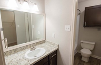 Bathroom at Listing #138440