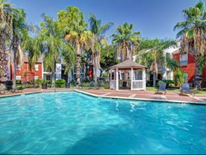 Pool at Listing #139487