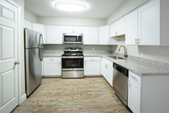 Kitchen at Listing #138492