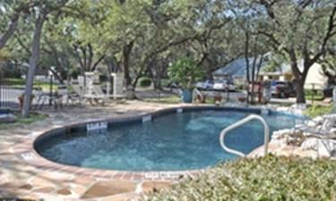 Pool at Listing #140449