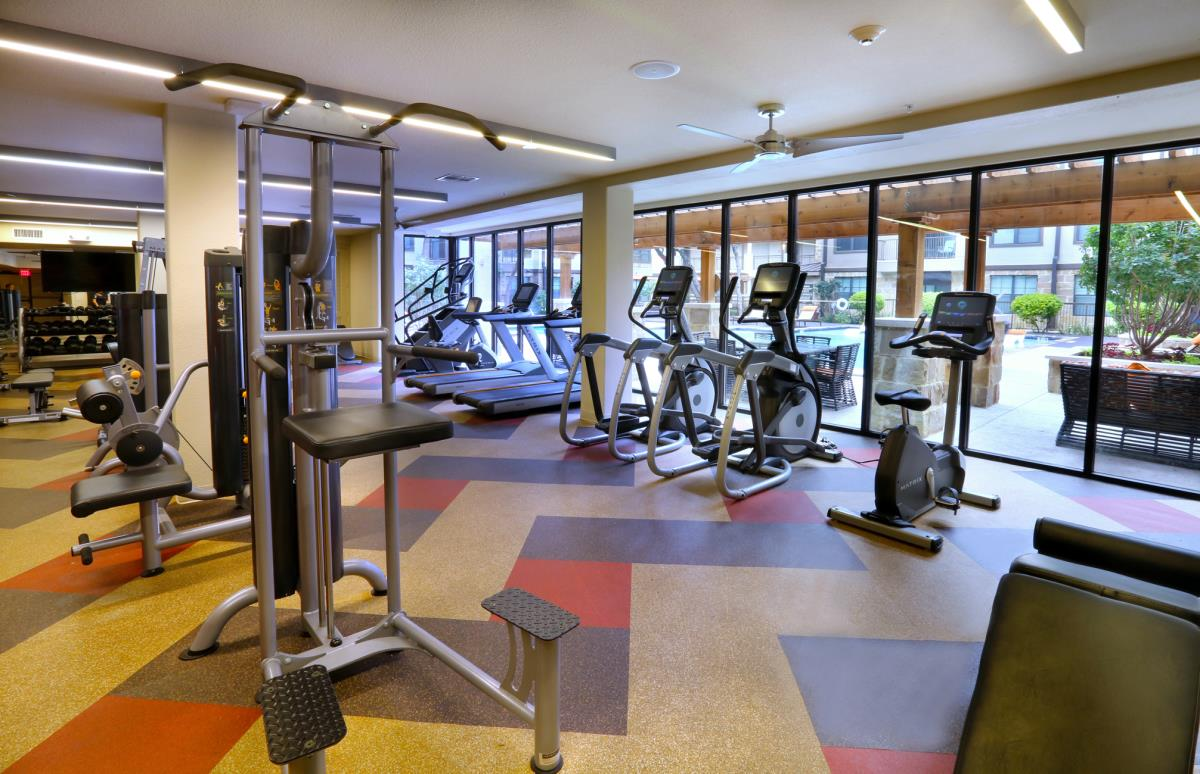 Fitness at Listing #275270