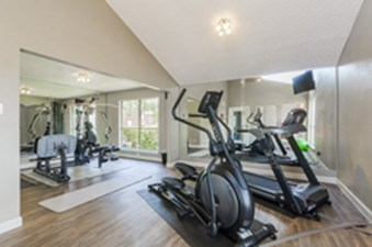 Fitness Center at Listing #141138
