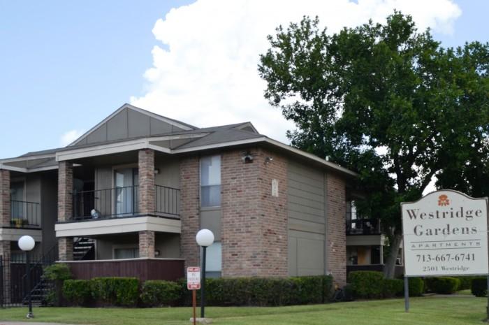 Westridge Gardens Apartments Houston TX