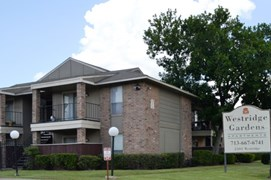 Westridge Gardens Apartments Houston TX
