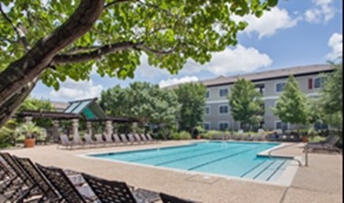 Pool at Listing #140669